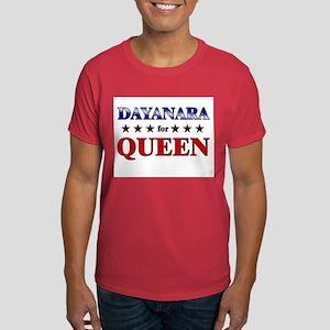 DAYANARA for queen Dark T-Shirt
