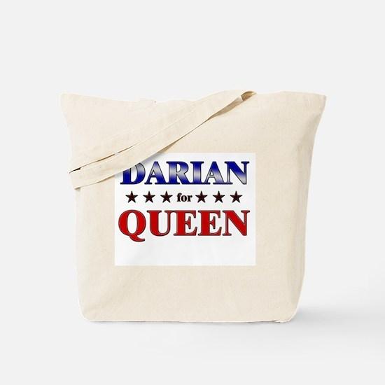 DARIAN for queen Tote Bag