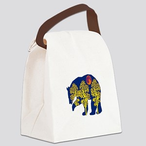 EVENING Canvas Lunch Bag
