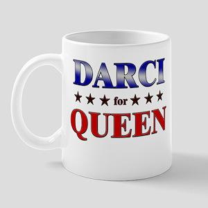DARCI for queen Mug