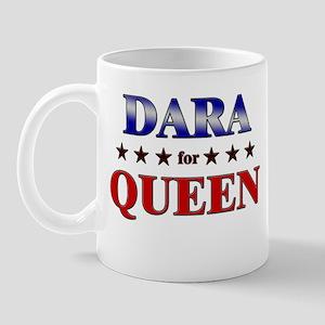 DARA for queen Mug