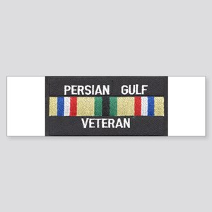 Persian Gulf Veteran Bumper Sticker