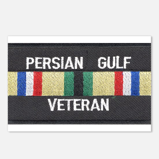 Persian Gulf Veteran Postcards (Package of 8)