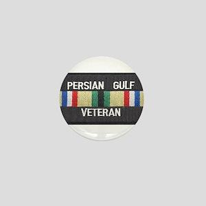 Persian Gulf Veteran Mini Button