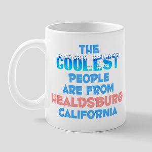 Coolest: Healdsburg, CA Mug