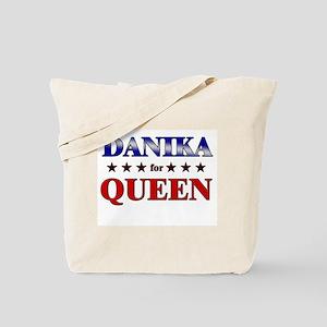 DANIKA for queen Tote Bag