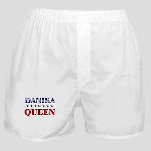 DANIKA for queen Boxer Shorts