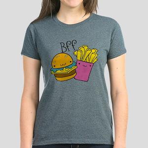 BFF Hamburger Fries Women's Classic T-Shirt