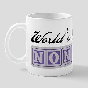 World's Greatest Nonnie Mug