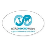 World Beyond War Sticker