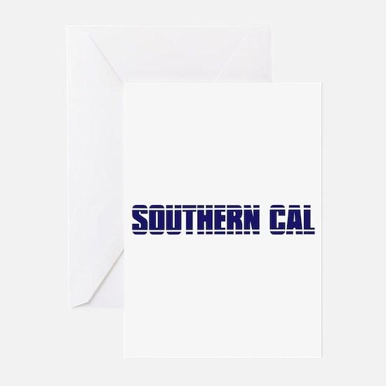 SO CAL ROCKS Greeting Cards (Pk of 10)