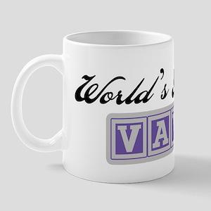 World's Greatest Vava Mug