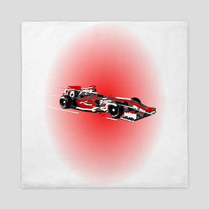 Race Car Queen Duvet