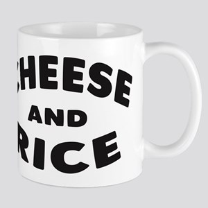 Cheese and Rice Mugs