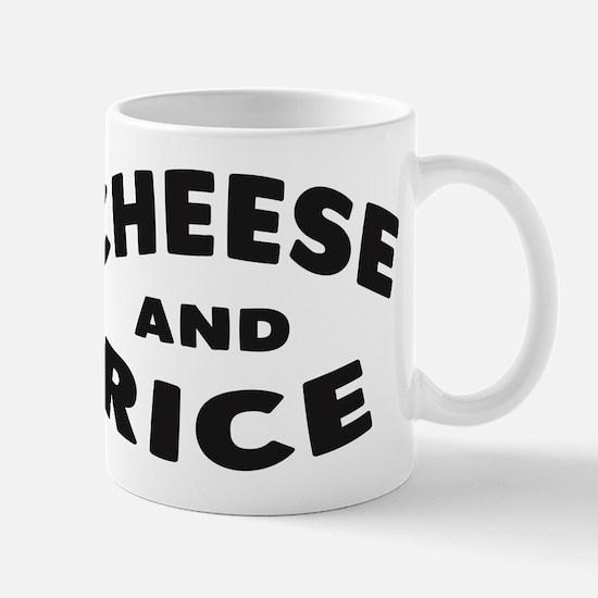 Cheese and Rice Mugs