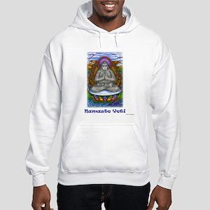 Namaste Yeti Hooded Sweatshirt