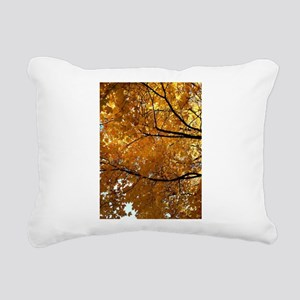 Fall Rectangular Canvas Pillow