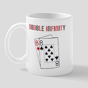 """""""Double Infinity"""" Mug"""