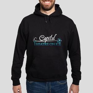 CTOI White Logo Sweatshirt