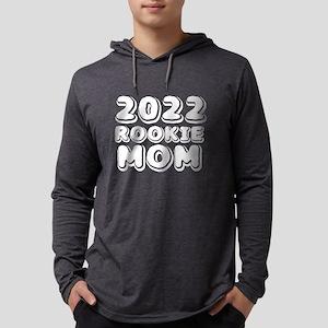 2018 Rookie Mom Mens Hooded Shirt