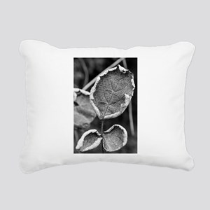 Leaf Rectangular Canvas Pillow
