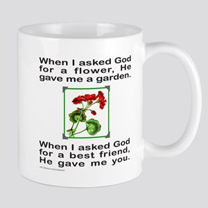 GOD GAVE ME YOU Mug
