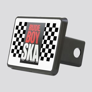 Rude Boy Ska Rectangular Hitch Cover
