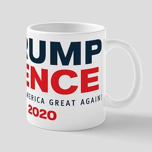 Trump Pence 2020 11 oz Ceramic Mug