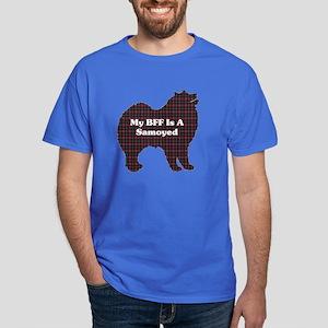 BFF Samoyed Dark T-Shirt