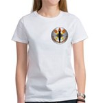 SAR COMM Round Logo Women's T-Shirt