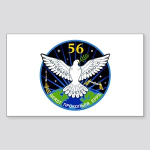 Expedition 56 Original Crew Sticker (Rectangle)