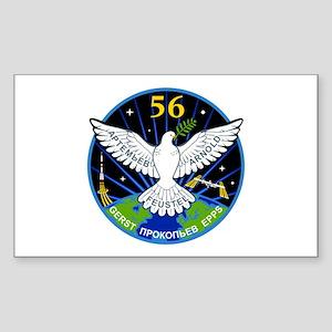 Expedition 56 Original Crew Sticker (Rectangle)