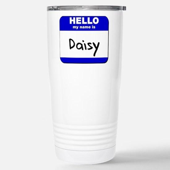 hello my name is daisy Mugs