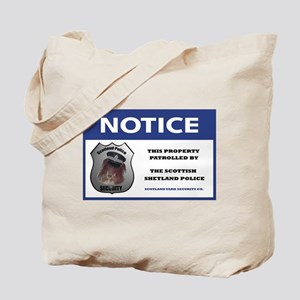 Scotland Security Tote Bag