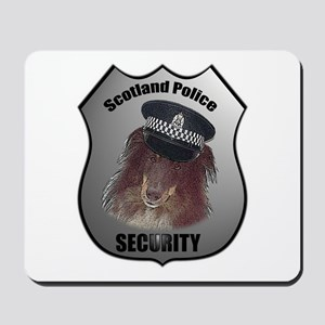 Scotland Security Mousepad