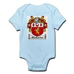 MacCartan Family Crest Infant Creeper