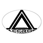accros du camping bl Sticker