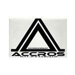 accros du camping bl Magnets