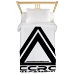 accros du camping bl Twin Duvet Cover