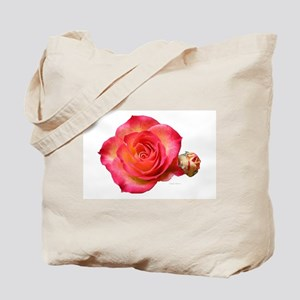 Dream Come True Rose Tote Bag