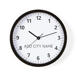 Newsroom Wall Clocks