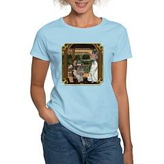 Cinderella & Godmother Women's Light T-Shirt