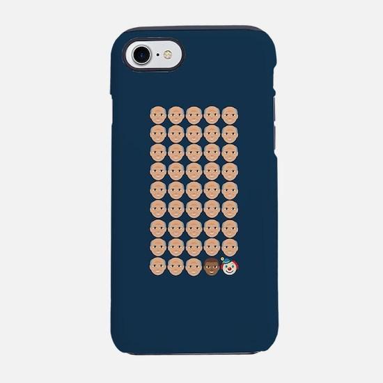 Emoji 45th President iPhone 8/7 Tough Case