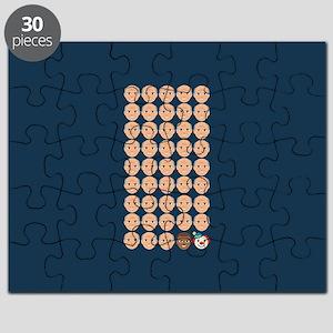 Emoji 45th President Puzzle