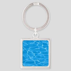 Blue Water Keychains