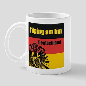Töging am Inn Deutschland Mug