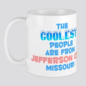 Coolest: Jefferson City, MO Mug