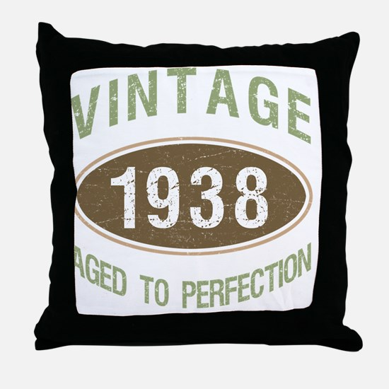 Unique Perfection Throw Pillow