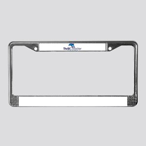 Gear License Plate Frame