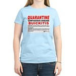 Quarantine, Buickitis Women's Light T-Shirt